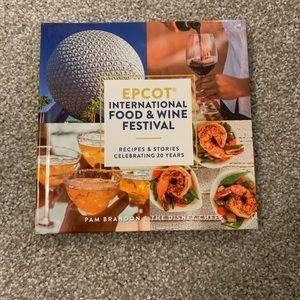 Epcot recipe book
